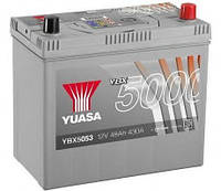 Аккумулятор Yuasa 12V 48Ah Silver High Performance Battery  Japan YBX5053 (0)