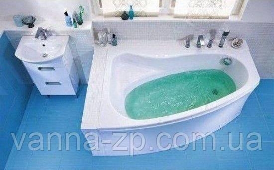 Ванна акриловая Cersanit Sicilia New 100х150 (левая)