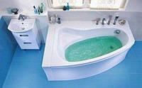 Ванна акриловая Cersanit Sicilia New 100х140 (левая)