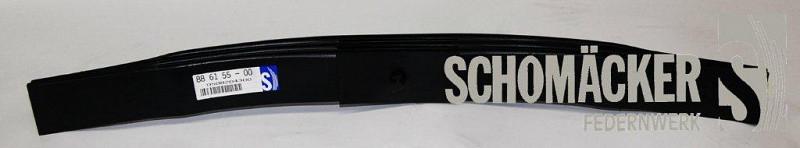 88615500   Ресора SAF (в-во Schomaecker)