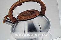 Чайник 3.0L Giakoma G-3309 для газовых и электрических плит