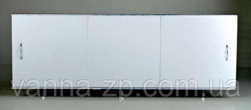 Экран под ванну ODA Универсал 170х56 см алюминиевый профиль