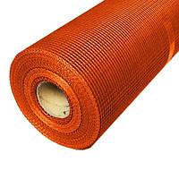 Сетка фасадная штукатурная (1х50м), X-mesh 160 г/м2