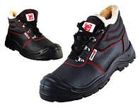 Утеплённые рабочие ботинки 39-47 размер