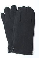 Мужские стрейчевые перчатки кролик мех МАЛЕНЬКИЕ