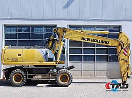 Колесный экскаватор New Holland MH 6.6 (2008 г), фото 3