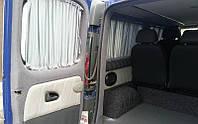Автомобильные шторки Renault Trafic/ Рено трафик серые , фото 1