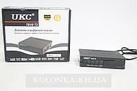 UKC  цифровой эфирный  ресивер T2