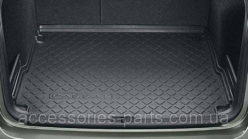 Коврик (Поддон) багажника VW Passat B7 Variant Новый Оригинальный