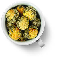 Китайский элитный зеленый чай Чжень Шан Сян Тао ( Свежая слива)
