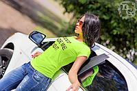 Женская летняя футболка, фото 1