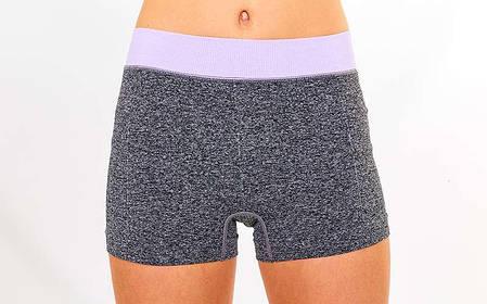Короткі шорти для занять в тренажерному залі жіночі CO-08260-5, фото 2