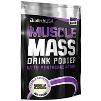 Гейнер BioTech Muscle Mass 1 kg