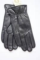 Мужские перчатки из кожи козы Средние