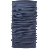Lightweight Merino Wool denimstripes