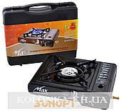 Газовая Портативная Плита MS-2500LPG (Корея, черная)