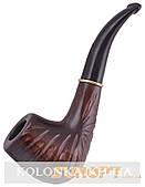 Курительная трубка Ракушка (Ручная работа) №11059A13