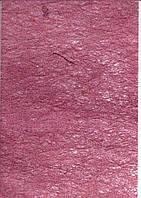 Сизаль листовой прессованный А4 розовый с глиттером
