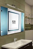 Шкафчик для ванной комнаты 1000х700 мм ШК820