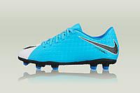 Оригинальный для футбола Nike Hypervenom Phade III FG Junior