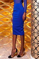 Женская юбка Торри электрик Jadone Fashion 42-48 размеры