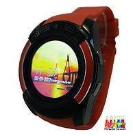 Смарт Часы Smart Watch V8 Красные