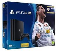 """SONY PLAYSTATION 4 PRO +""""FIFA 18"""""""
