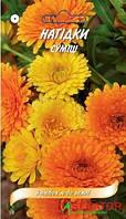 """Семена цветов Календула (Ногодки) смесь, 0,25 г, """"Елітсортнасіння"""",  Украина, серія """"З любов`ю"""""""