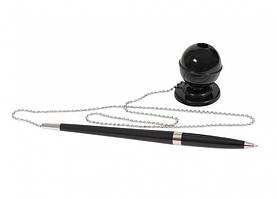 Ручка шариковая на цепочке Desk Pen Economix 10128