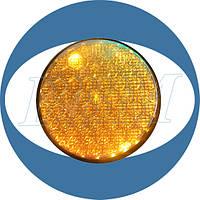 "Модуль светодиодный, 300 мм, желтый ""паутина"""