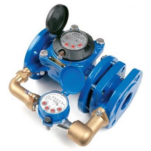 Cпаренный счетчик воды  MWN/JS-100/2.5-S, DN=100, Qn=60, холодная вода, промышленный.