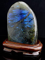 046311 Образец Лабрадор 130х60х60мм.  натуральный коллекционный камень