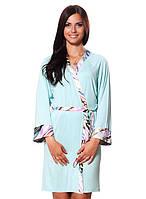Изящный домашний халат (S-XL в расцветках)