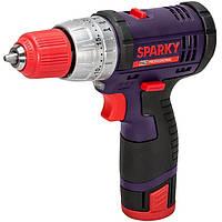 Шуруповёрт аккумуляторный Sparky BUR2 10.8Li-C HD