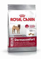 Royal Canin Medium Dermacomfort 10кг-антиаллергенный корм для собак средних пород