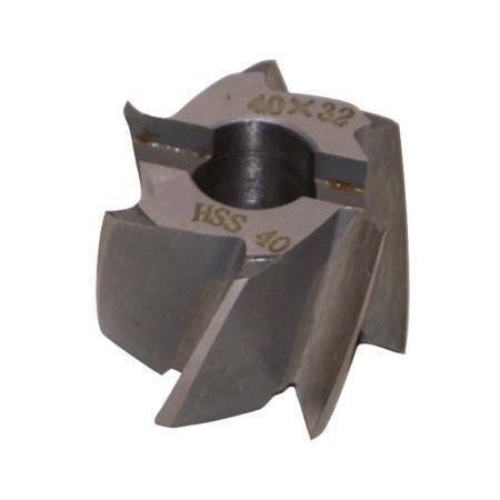 Цилиндрическо-концевая фреза WSF40 Holzmann