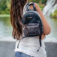 Небольшой кожаный  рюкзак 91869
