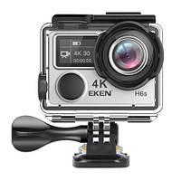 Action камера EKEN H6S с цифровой стабилизацией изображения