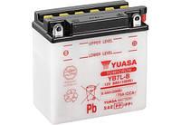 Аккумулятор МОТО Yuasa 12V 8,4Ah  YuMicron Battery YB7L-B (сухозаряженный)