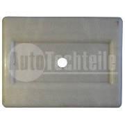 Накладка подушки пластиковой рессоры белая Mercedes Benz Sprinter/VW LT 9013220084