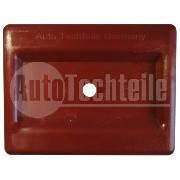 Накладка подушки пластиковой рессоры красная Mercedes Benz Sprinter/VW LT 9013220184