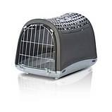 Imac ЛИНУС КАБРИО (LINUS CABRIO) переноска для собак и кошек, пластик, 50х32х34,5 см, фото 2