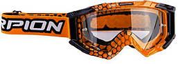 Очки для кросса Scorpion Orange/Black E16, арт.99-002-16-08, арт. 99-002-16-08 (шт.)