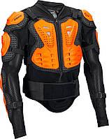 Мотозащита тела FOX Titan Sport Jacket оранжевая, S