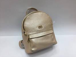 Кожаный рюкзак Philipp Plein в жемчужно персиковом 0386