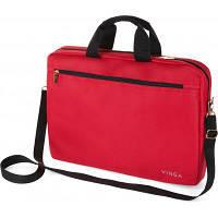 Сумка для ноутбука Vinga 15.6 NB110RD red (NB110RD)