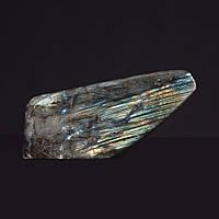 Лабрадор натуральный камень интерьерный сувенир 15х6х3см 0,885кг