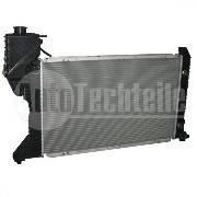 Радиатор охлаждения М602 +АС Mercedes Benz Sprinter 9015003400