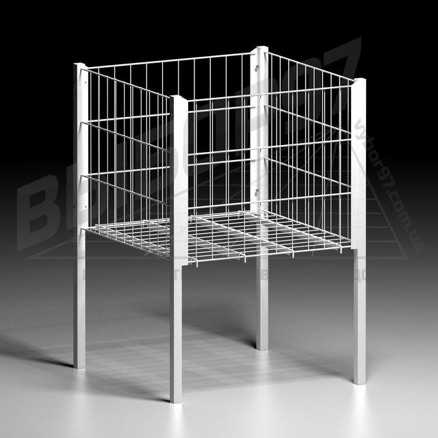 Столы и корзины для распродаж. Акционные столы. Презентационные корзины.