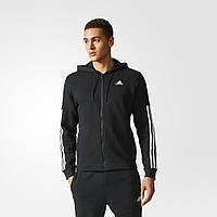 Adidas Commercial M Full Zip FL Black